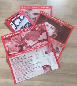 Brechtfestival - programma