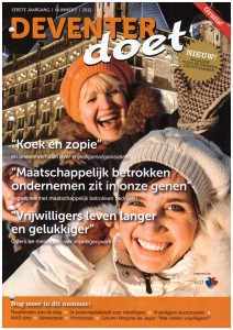 Deventer doet - 1e jaargang nummer 1