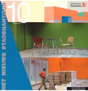 gemeente Enschede - het nieuwe stadskantoor - 10