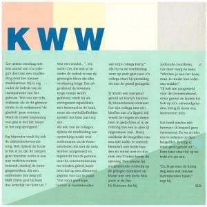gemeente Enschede - het nieuwe stadskantoor - column KWW